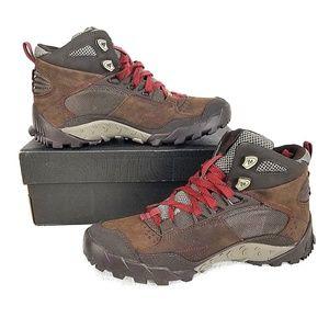 17f7ff801d Merrell Shoes | Annex Trak Mid Waterproof Hiking Boots New | Poshmark